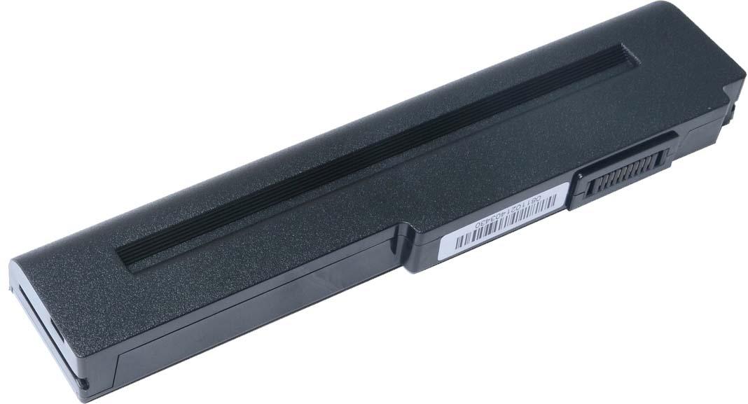Pitatel BT-138 аккумулятор для ноутбуков Asus M50/X55s black 5200mah аккумуляторная батарея для asus a33 m50 a32 m50 a32 x64 15g10n373830 l072051 15g10n373800 90 ned1b2100y