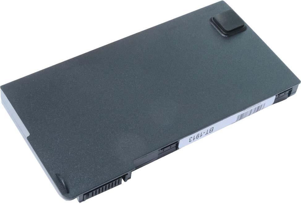 Pitatel BT-1913 аккумулятор для ноутбуков MSI A5000/A6000/CR600/CR610/CR700/CX600 комплектующие и запчасти для ноутбуков sony tablet z2 sgp511 512 541 z1