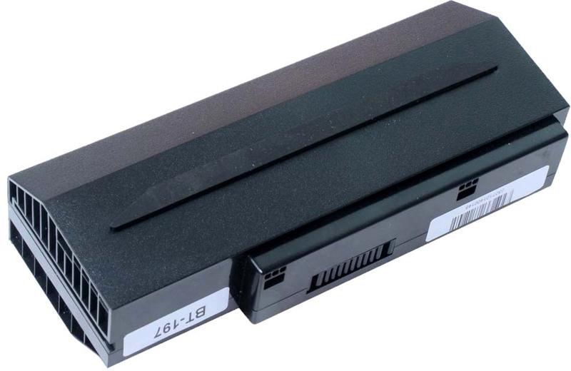 Pitatel BT-197 аккумулятор для ноутбуков Asus G53/G73 Lamborghini VX7 yuxi free shipping 100x dc power jack connector for asus g53 g53s g53j g53sx g53sw g53jw g53jw 3de g53jw dc jack