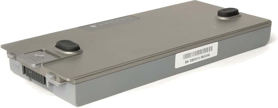Pitatel BT-264 аккумулятор для ноутбуков Dell Latitude D810 Precision M70 nre m70 latitude d810 notebook fan gb0506phv1 a