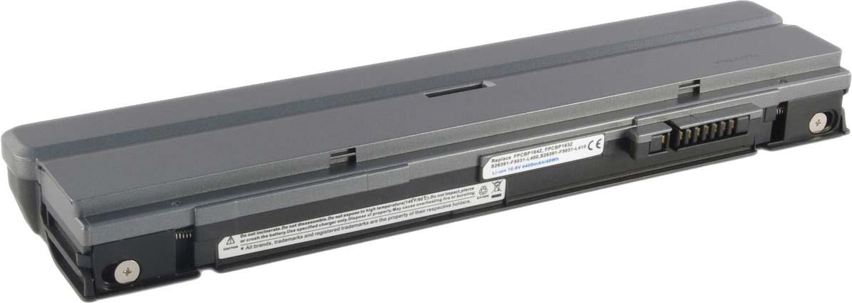 Pitatel BT-304 аккумулятор для ноутбуков Fujitsu Siemens LifeBook P1510/P1510D/P8210 pitatel bt 355 аккумулятор для ноутбуков fujitsu siemens fmv q8220 q8230 lifebook q2010
