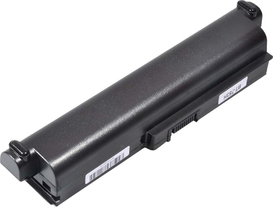 Pitatel BT-783H аккумулятор для ноутбуков Toshiba L700/L730/L735/L740/L745/L775 pitatel bt 775 аккумулятор для ноутбуков toshiba mini nb100