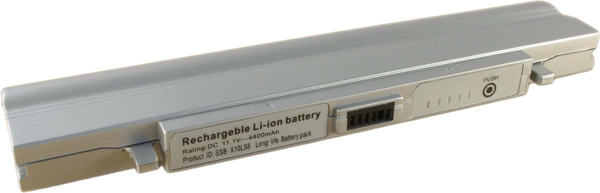 Pitatel BT-861 аккумулятор для ноутбуков Samsung X05/X10BT-861Аккумуляторная батарея Pitatel BT-861 для ноутбуков Samsung X05/X10