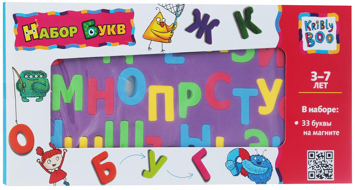 Kribly Boo Обучающая игра Набор букв цвет фиолетовый