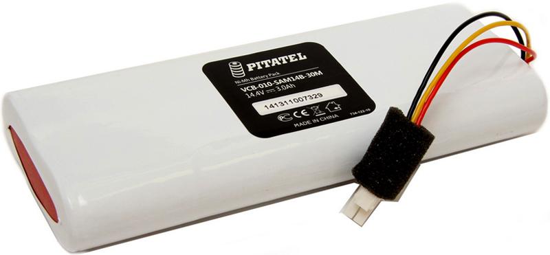 Pitatel VCB-010-SAM14B-30M аккумулятор для пылесоса pitatel vcb 002 irb r500 33m аккумулятор для пылесоса