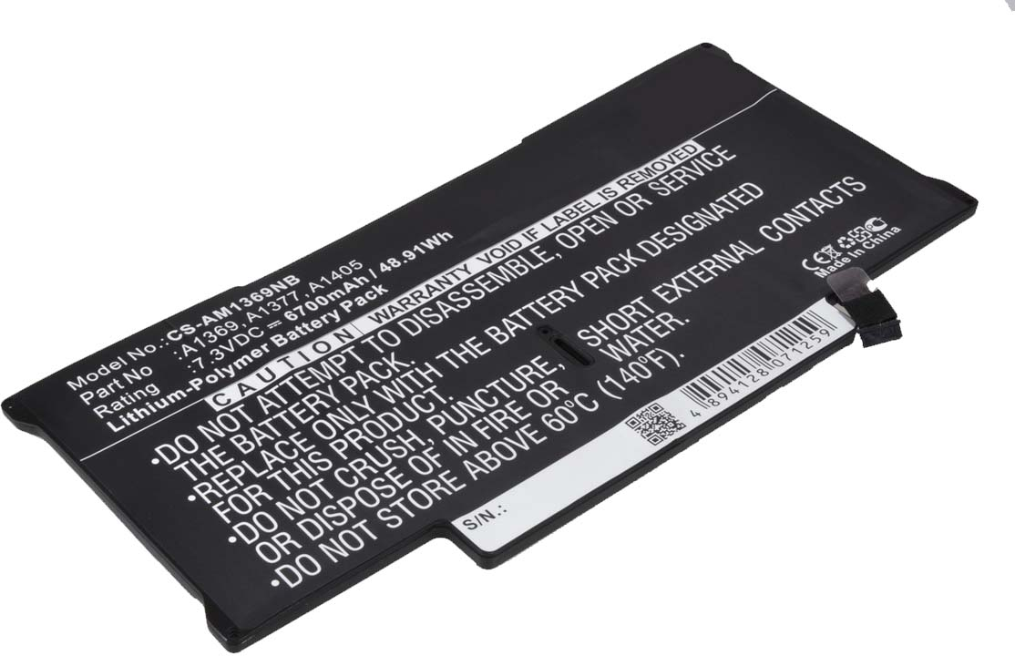 Pitatel BT-888 аккумулятор для ноутбуков Apple Macbook Air 13.3 MC503B/A lmdtk new laptop battery for apple macbook air 11 a1370 2010 year replace a1375 free shipping