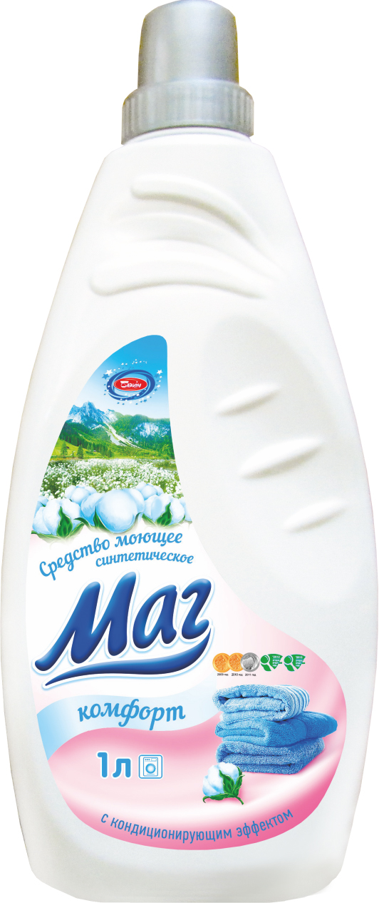 Жидкое средство для стирки Бархiм Маг. Комфорт, 1 л