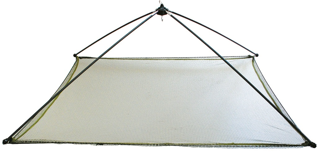 Подъемник рыболовный Salmo, складной, телескопический, 100 х 100 см экстрактор рыболовный salmo 23 см с пружиной 9606 009
