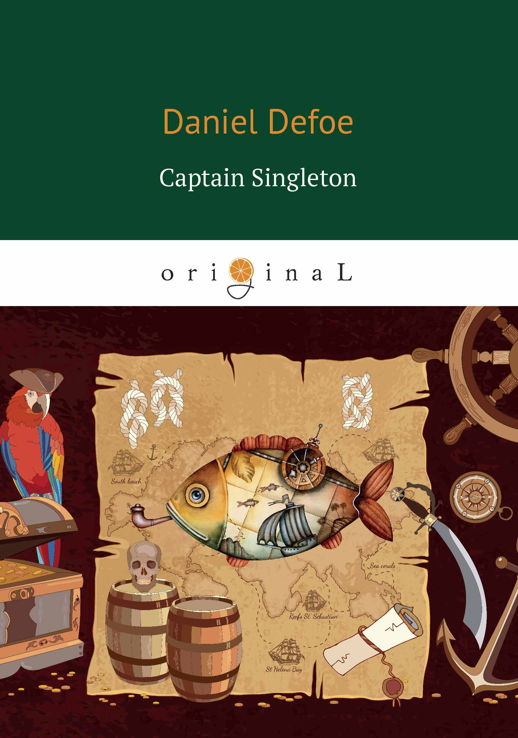 Daniel Defoe Captain Singleton the penguin book of the british short stor volume i from daniel defoe to john buchan