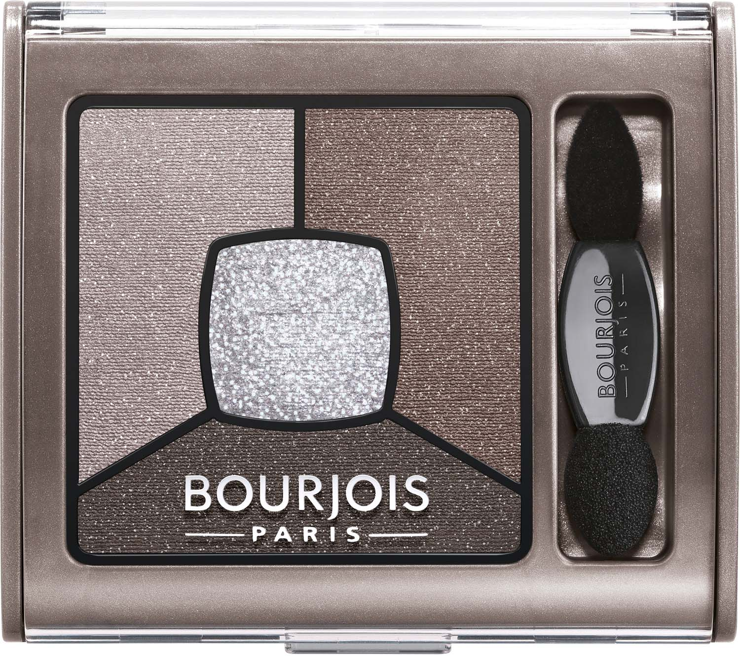Bourjois Палитра теней для век Smoky Stories Тон 05 good nude 3 мл zhiyusun new 10 4 inch touch screen 4 wire resistive usb touch panel overlay kit free shipping 225 173