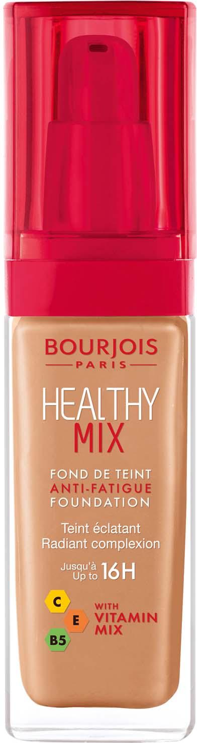 Bourjois Тональный Крем Healthy Mix Relaunch Тон 56 пудра bourjois healthy balance poudre 56
