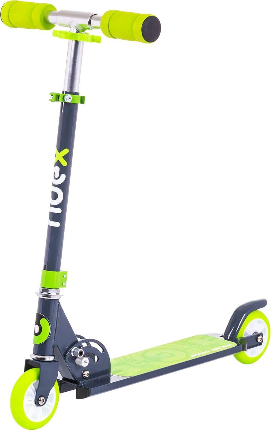 """Самокат Ridex """"Sonic"""", 2-колесный, цвет: зеленый 100 мм"""