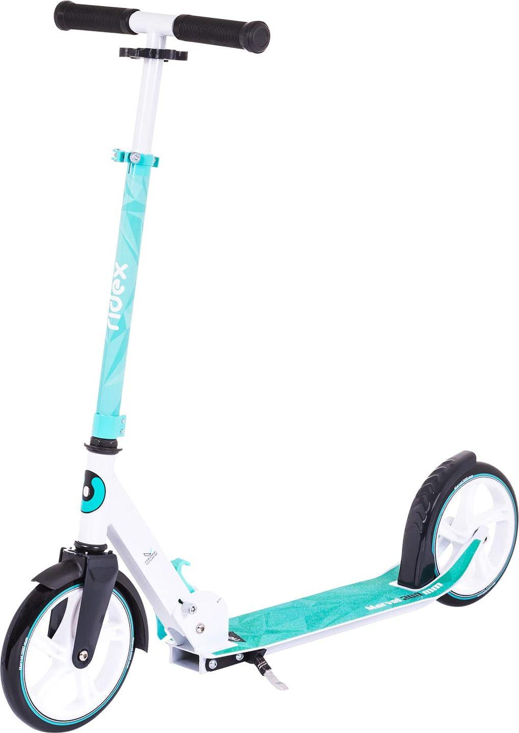 """Самокат Ridex """"Marvel"""", 2-колесный, цвет: мятный, белый, 200 мм"""