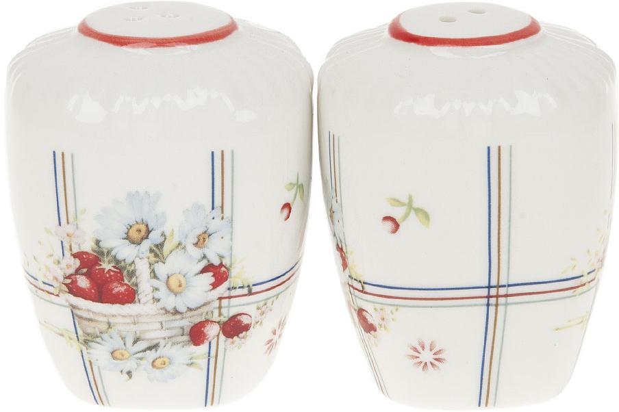 Набор для специй Best Home Porcelain Лукошко, 2 предмета набор для специй certified international вино и виноград 2 предмета