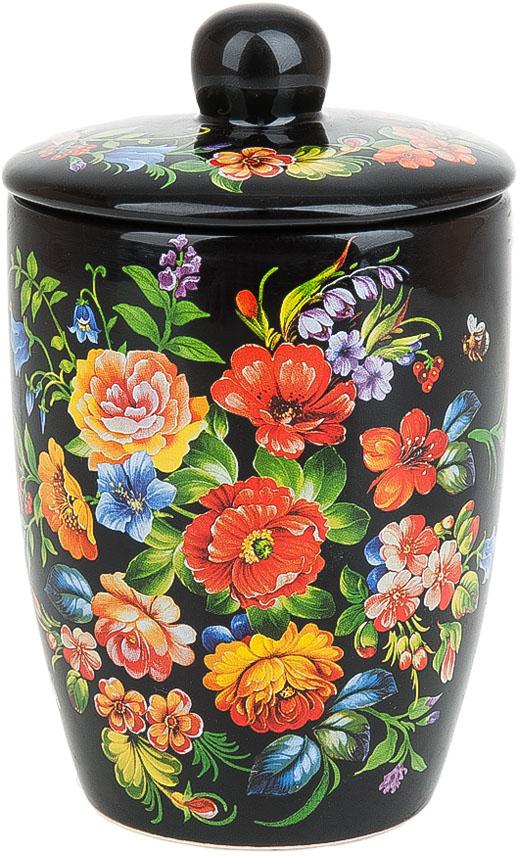 Банка для сыпучих продуктов Polystar Collection Романс, 600 мл вафельница fy 45 220v 240v