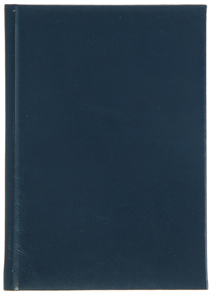 Profit Ежедневник Виладж недатированный A5 80 листов цвет темно-синий