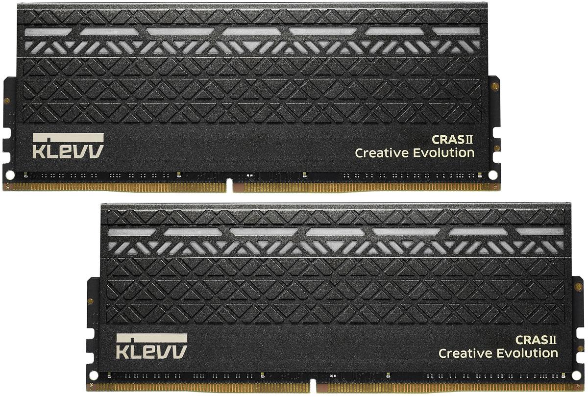 Klevv Cras II DDR4 DIMM 2х8Gb 3000MHz CL16 модуль оперативной памяти