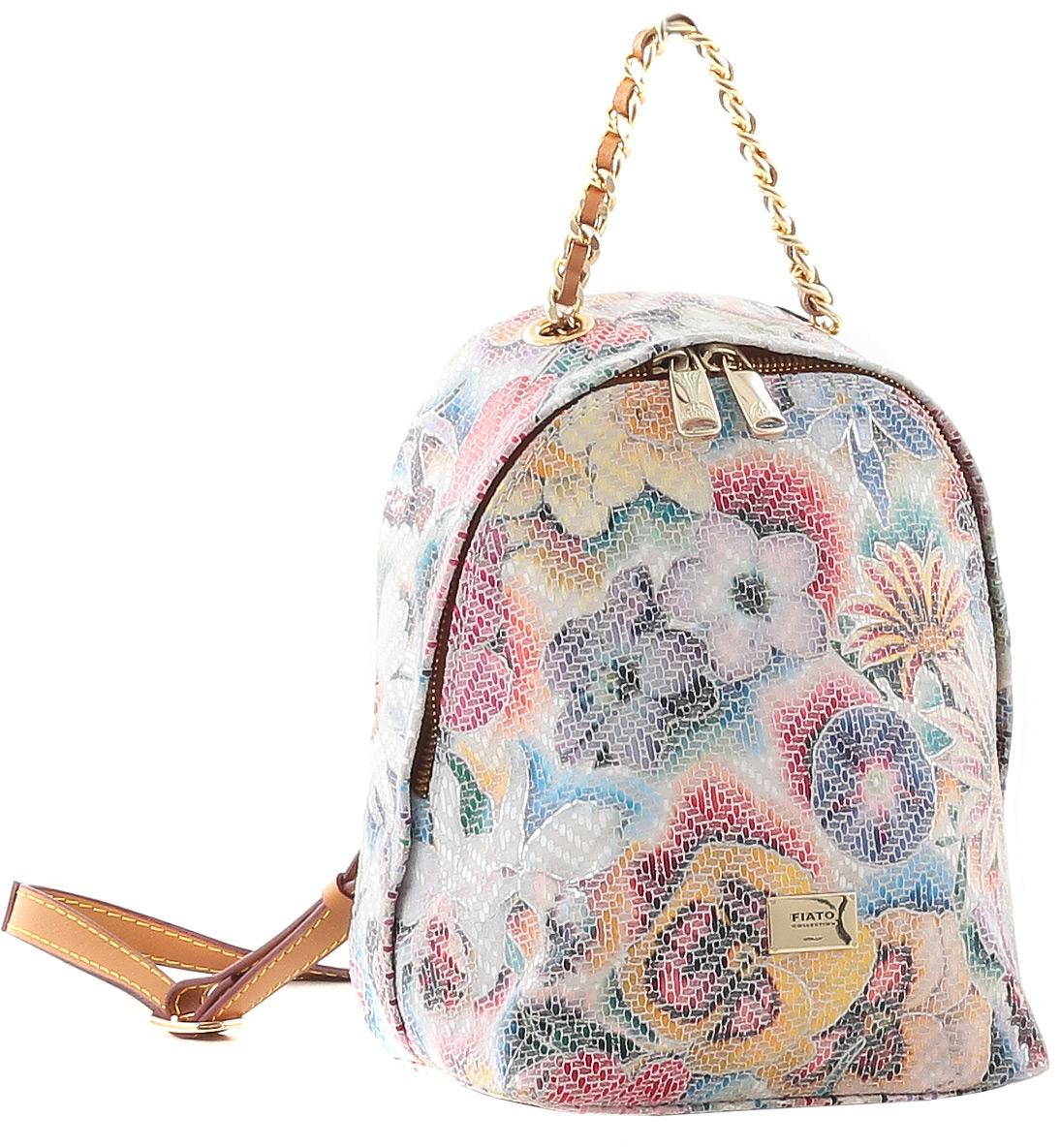 Рюкзак женский Fiato, цвет: белый. 1890