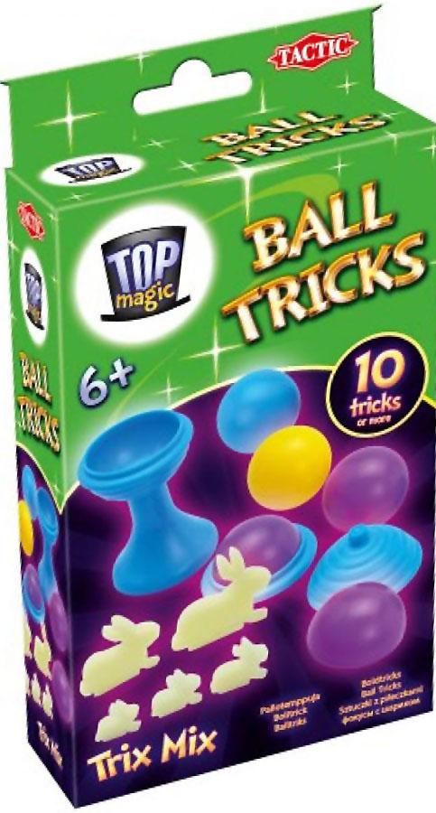 Tactic Games Набор фокусов Лучшие магические трюки с мячом