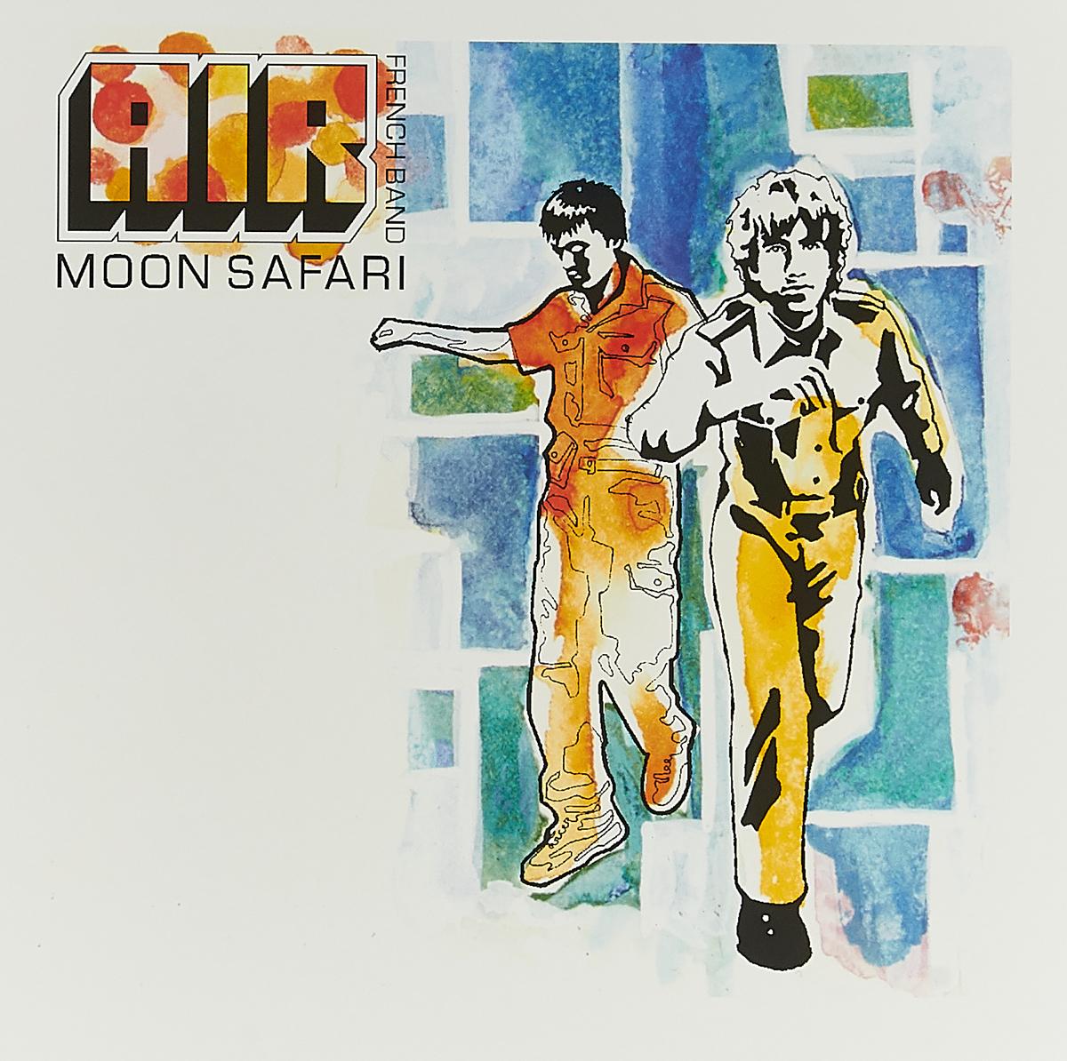Air. Moon Safari (20th Anniversary) (LP)