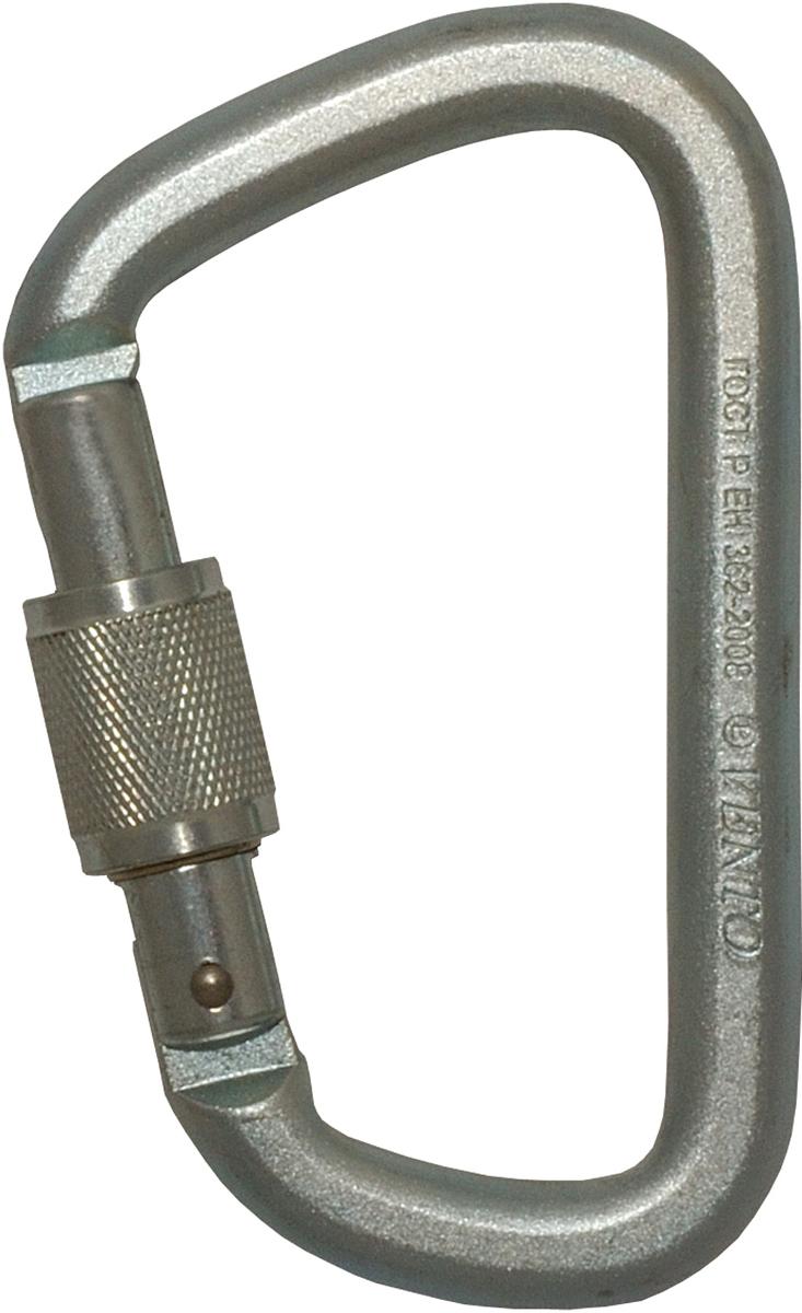 Карабин альпинистский VENTO Универсальный, с муфтой keylock