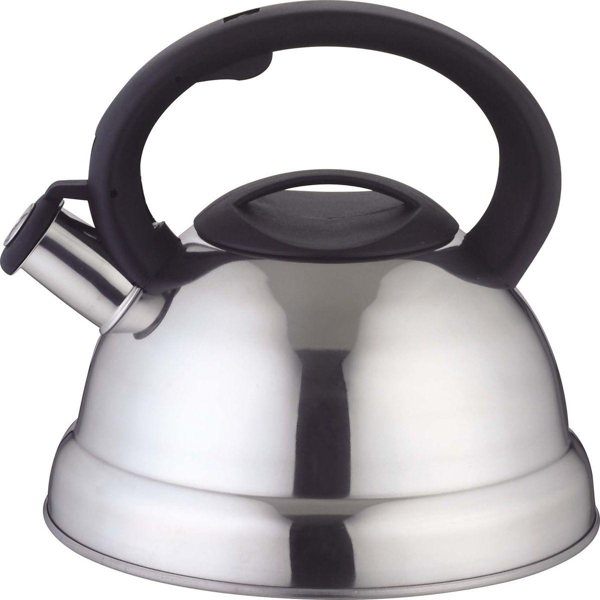 Чайник Bekker De Luxe, металлический, 2,8 л. BK-S614 чайник bekker de luxe металлический 2 8 л bk s614