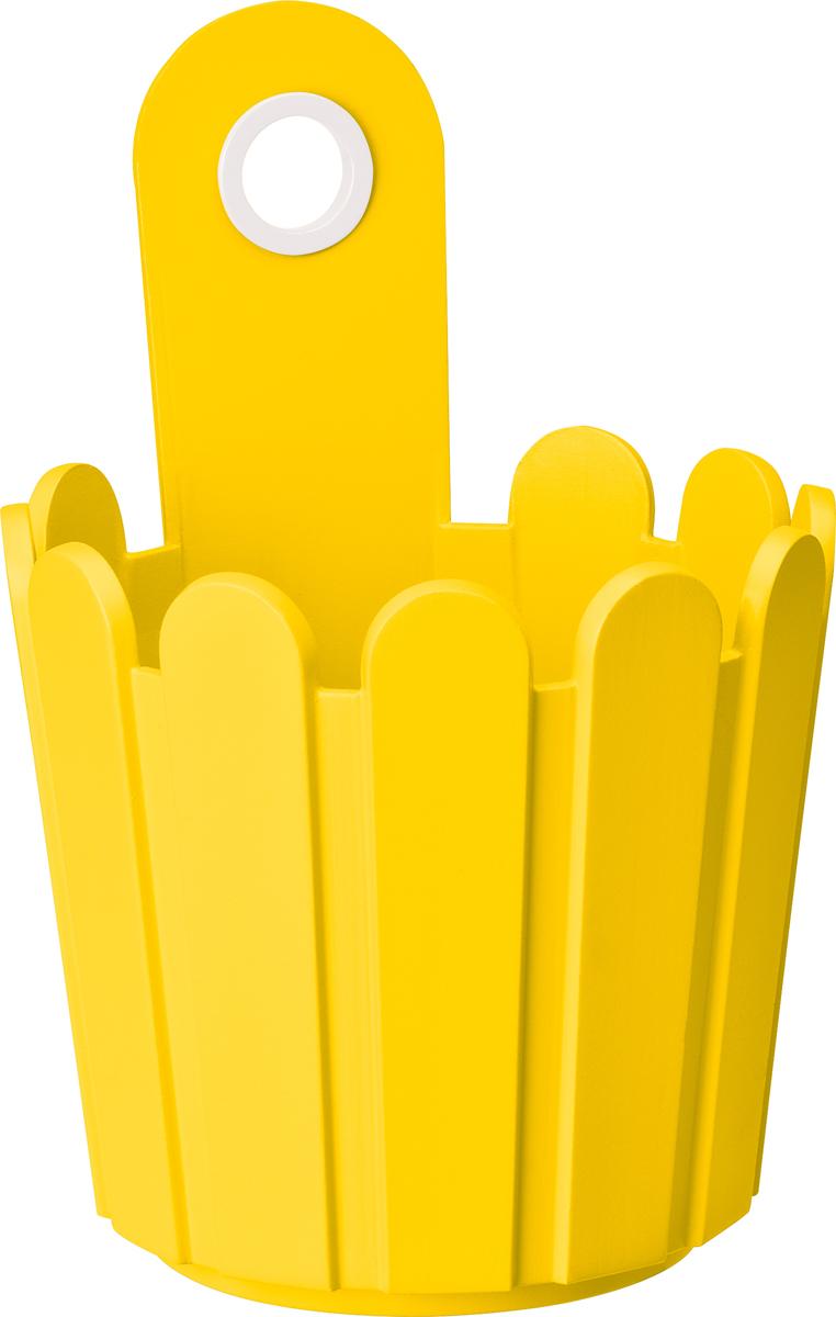Кашпо Emsa Landhaus Мини 15 см.Каждому хозяину периодически приходит мысль обновить свою квартиру или дачу, сделать ремонт, перестановку или кардинально поменять внешний вид каждой комнаты. Кашпо - привлекательная деталь, которая поможет воплотить вашу интерьерную идею, создать неповторимую атмосферу в вашем доме. Окружите себя приятными мелочами, пусть они радуют глаз и дарят гармонию. Кашпо изготовлено из пластика.