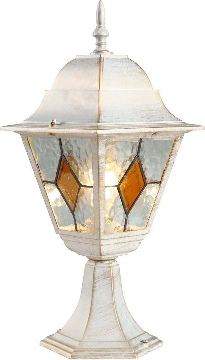 Светильник уличный Arte Lamp Berlin, 1 х E27, 75 W. A1014FN-1WG