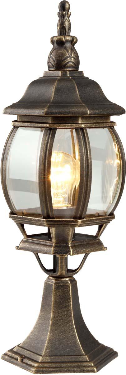 Светильник уличный Arte Lamp Atlanta, 1 х E27, 75 W. A1044FN-1BN