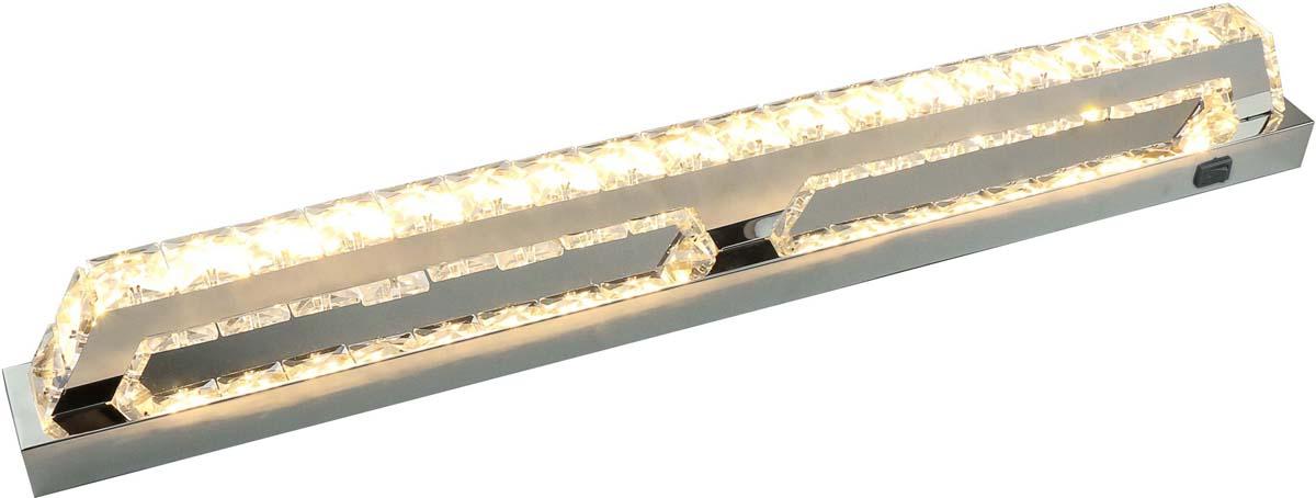Бра Arte Lamp Treno, 1 х LED, 18 W. A1418AP-1CC бра arte lamp brooklyn a9517ap 1cc