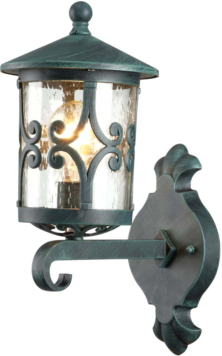 Светильник уличный Arte Lamp Persia, 1 х E27, 75 W. A1451AL-1BG