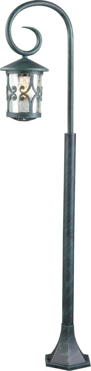 Светильник уличный Arte Lamp Persia, 1 х E27, 75 W. A1456PA-1BG