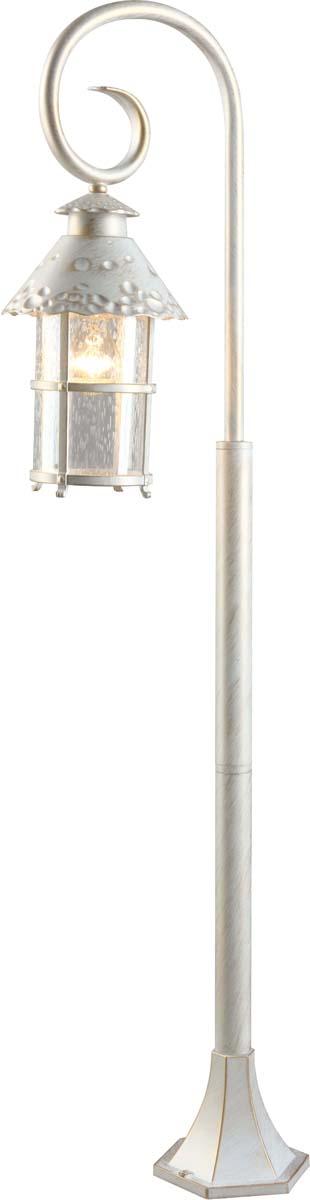 Светильник уличный Arte Lamp Prague, 1 х E27, 75 W. A1466PA-1WG abs 1 75 3d 395m