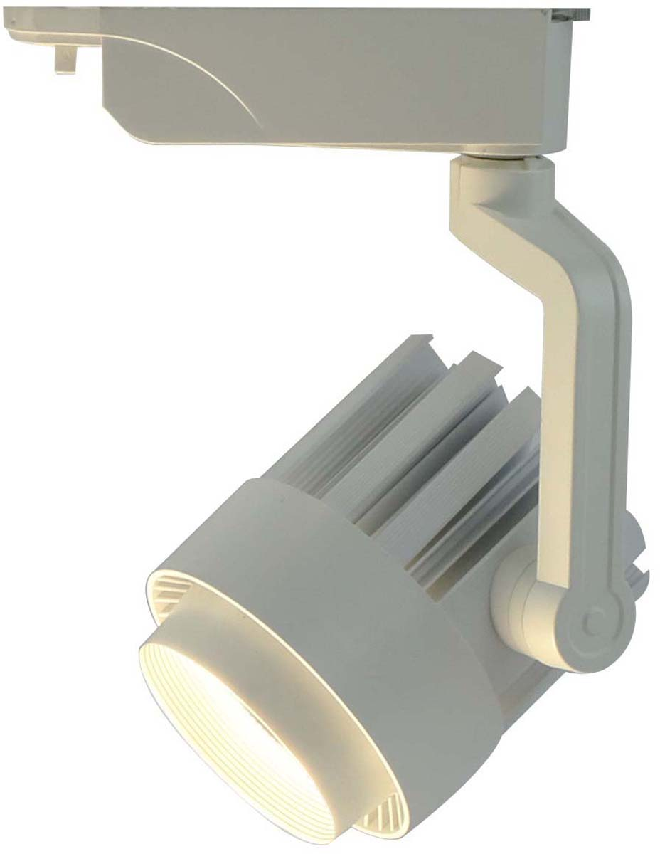 Светильник потолочный Arte Lamp Vigile, 1 х LED, 30 W. A1630PL-1WH arte lamp трековый светильник arte lamp vigile a1630pl 1wh