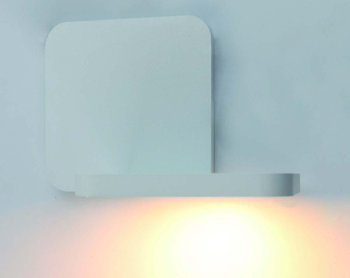 Бра Arte Lamp Virata, 1 х LED, 7 W. A1807AP-1WHA1807AP-1WH