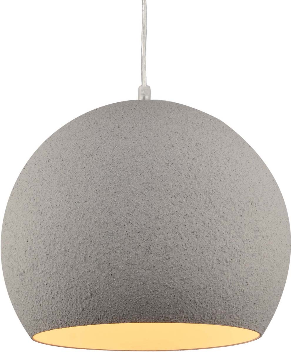 Светильник подвесной Arte Lamp Intonaco, 1 х E27, 40 W. A1830SP-1GYA1830SP-1GY