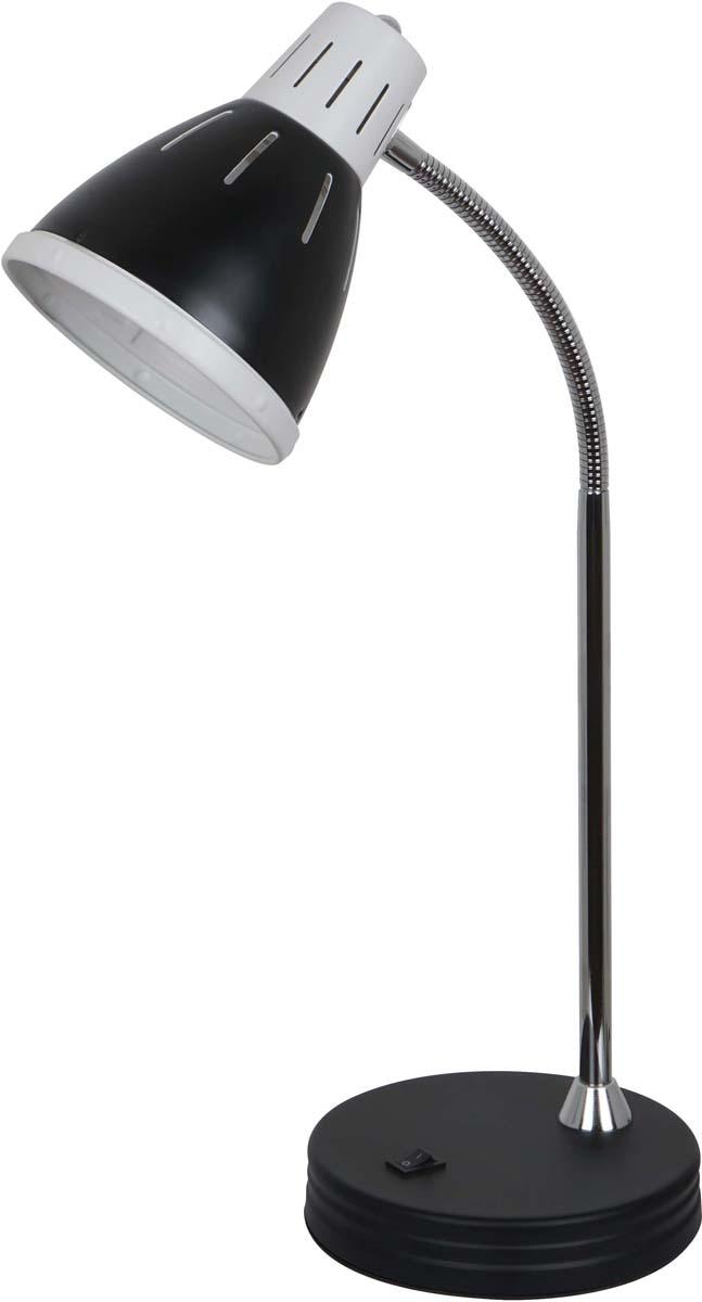 Светильник настольный Arte Lamp Marted, 1 х E27, 40 W. A2215LT-1BK бра arte lamp buchino 1 х e27 40 w a1615sp 1bk