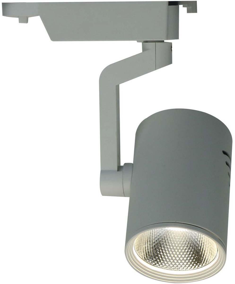 Светильник потолочный Arte Lamp Traccia, цвет: белый, 1 х LED, 20 W. A2320PL-1WH пылесос iclebo arte silver ycr m05 20