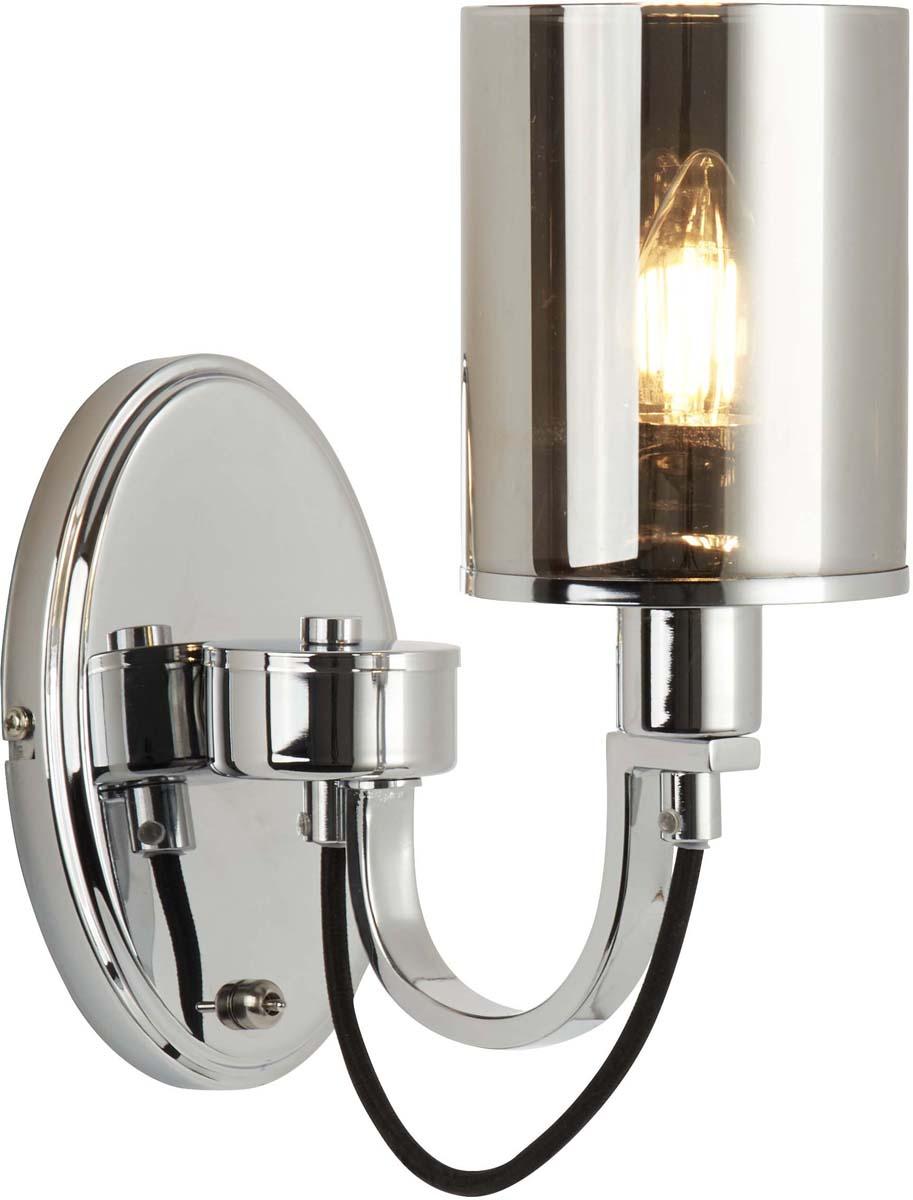 Бра Arte Lamp Ombra, 1 х E14, 40 W. A2995AP-1CC бра arte lamp brooklyn a9517ap 1cc