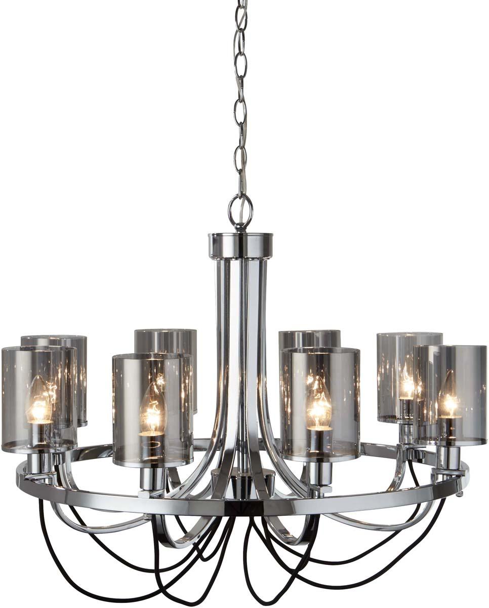 Светильник подвесной Arte Lamp Ombra, 8 х E14, 40 W. A2995LM-8CC люстра на штанге arte lamp arancia a9276lm 8cc