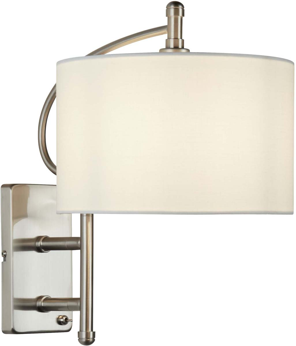 Бра Arte Lamp Adige, 1 х E14, 40 W. A2999AP-1SS бра arte lamp interior a7108ap 1ss page 5 page 2