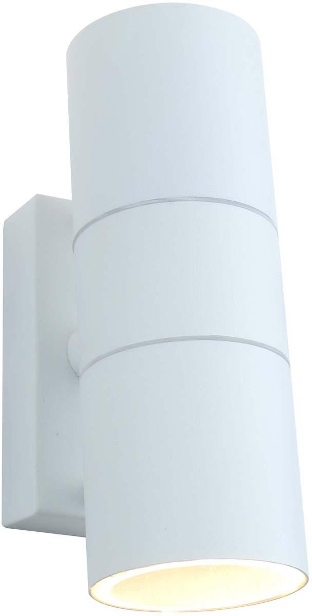 Светильник уличный Arte Lamp Mistero, цвет: белый, 2 х GU10, 50 W. A3302AL-2WH