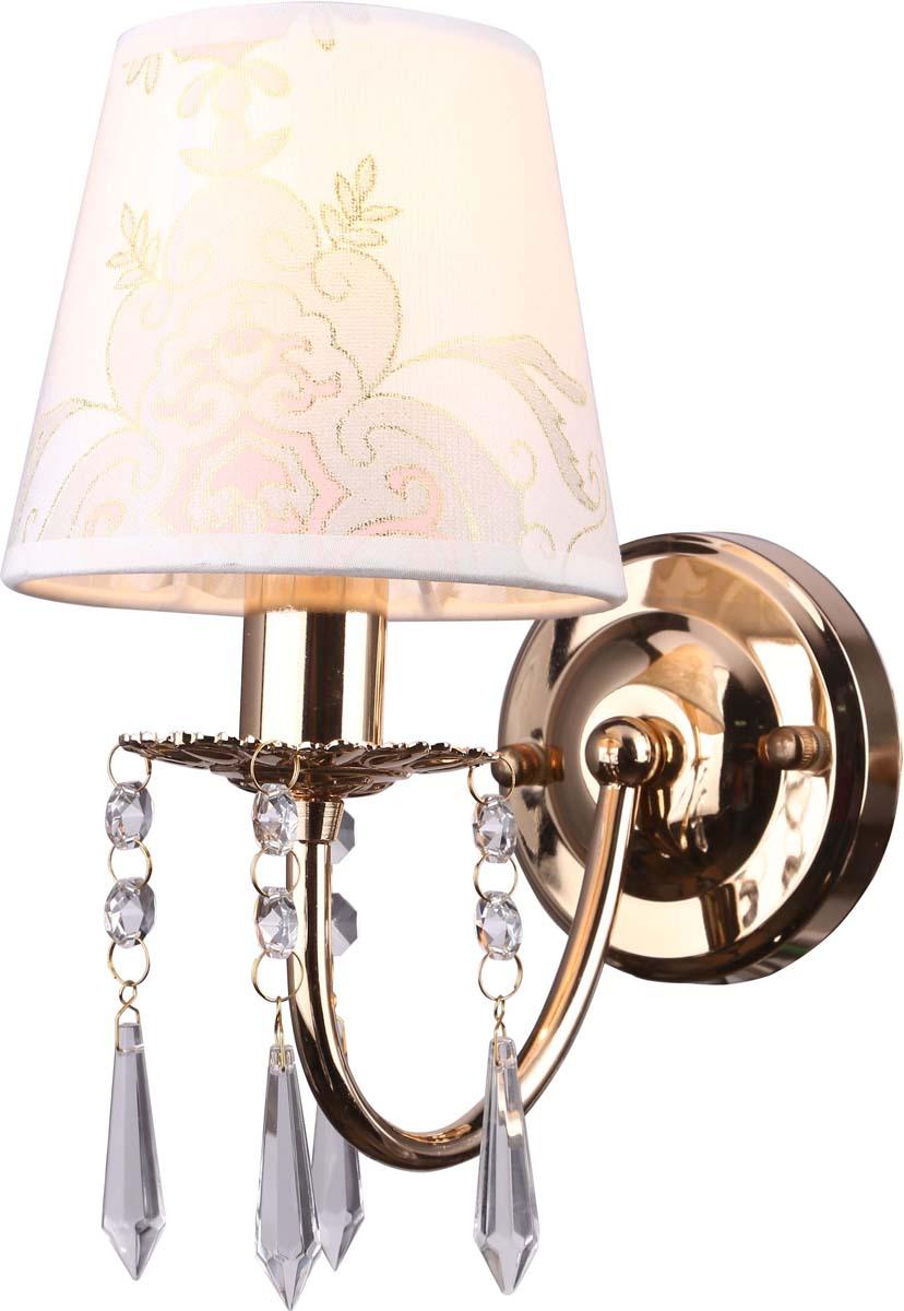 Бра Arte Lamp Armonico, 1 х E14, 40 W. A5008AP-1GOA5008AP-1GO