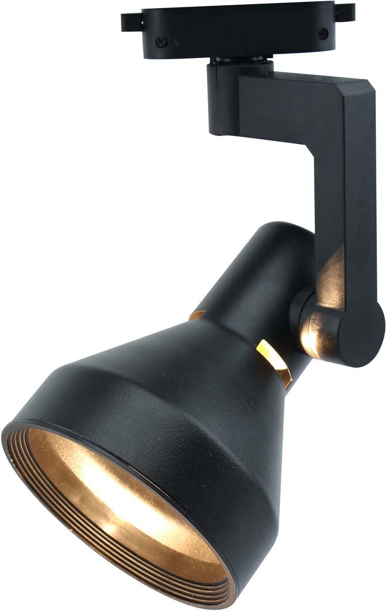 Светильник потолочный Arte Lamp Nido, цвет: черный, 1 х E27, 60 W. A5108PL-1BK