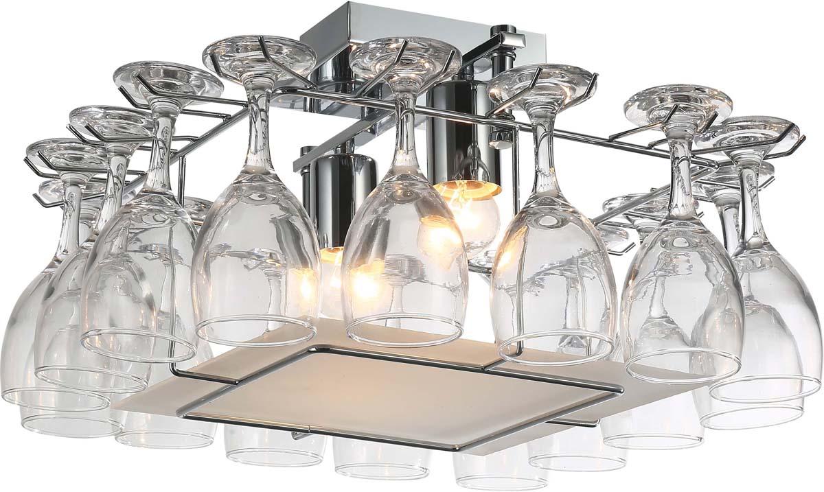 Светильник потолочный Arte Lamp Bancone, 2 х E27, 60 W. A7043PL-2CC