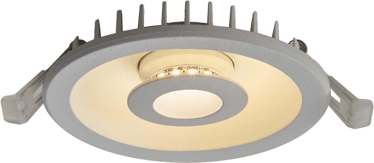 Светильник встраиваемый Arte Lamp Sirio, 2 х LED, 3 W. A7203PL-2WHA7203PL-2WH