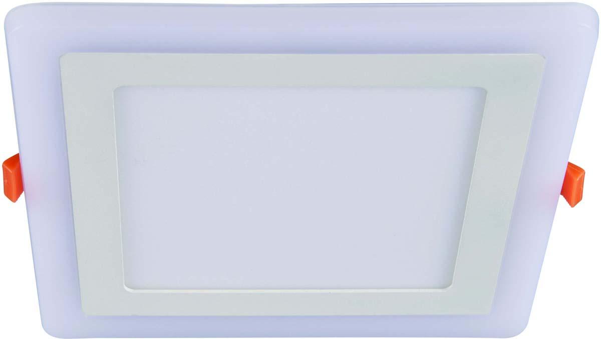 Светильник встраиваемый Arte Lamp Vega, 2 х LED, 12 W. A7516PL-2WH встраиваемый спот точечный светильник arte lamp vega a7509pl 2wh