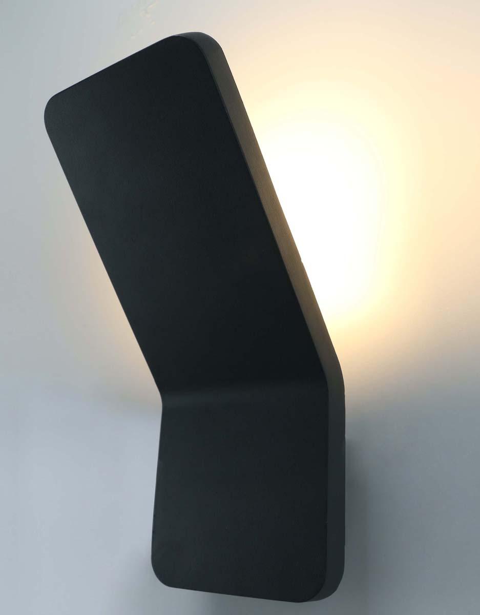 Светильник уличный Arte Lamp Scorcio, 1 х LED, 6 W. A8053AL-1GY with modern minimalist led hanging lamp bedside lamp button switch and creative bedroom wall lamp m