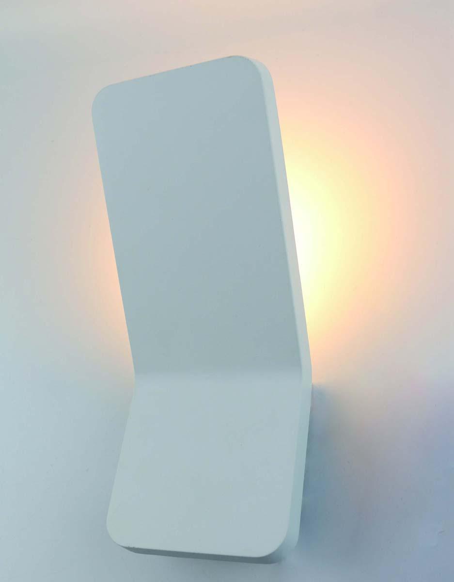 Светильник уличный Arte Lamp Scorcio, 1 х LED, 6 W. A8053AL-1WH tripcraft 72w led work light bar quad row spot flood combo beam car driving lamp for offroad 4x4 truck atv suv fog lamp 6 75inch