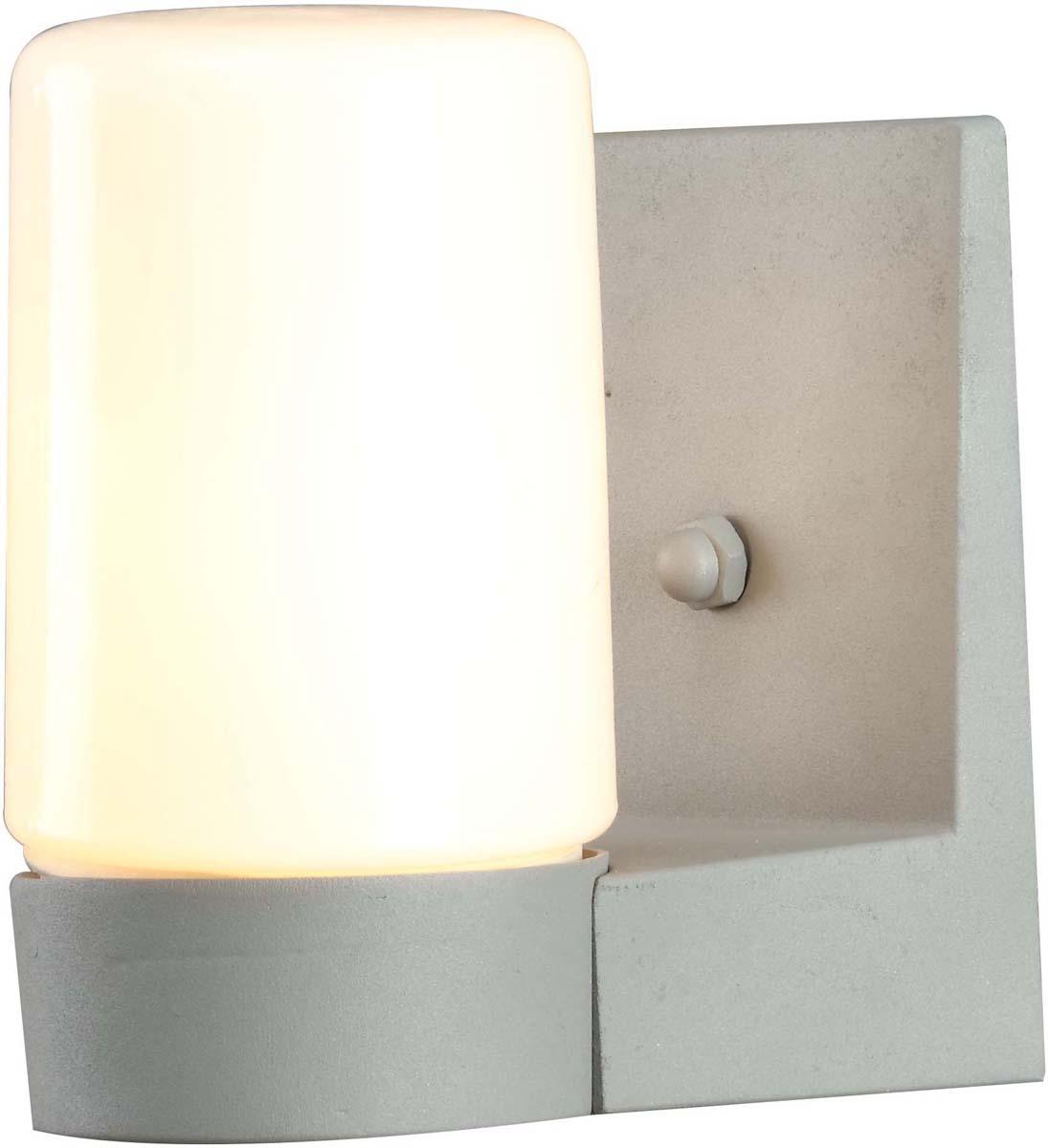 Светильник уличный Arte Lamp City, 1 х E27, 40 W. A8058AL-1GY